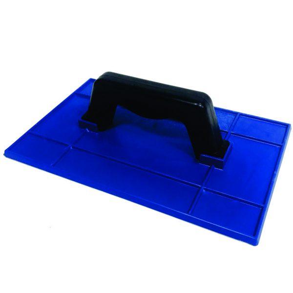 Desempenadeira azul