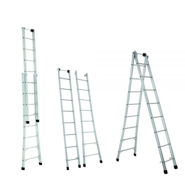 Escada Extensiva Alum. 2